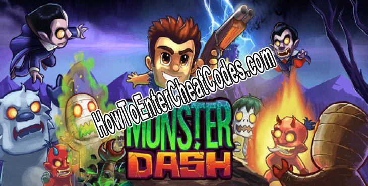 Monster Dash Hacked Gems