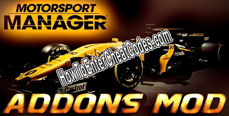 Motorsport Manager Hacked Money