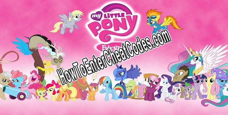 My Little Pony Hacked Gems and Bits