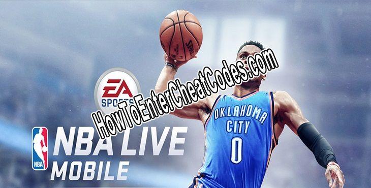 NBA LIVE Mobile Basketball Hacked Cash/Money and Stamina