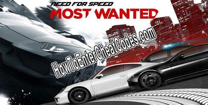 Need for Speed Most Wanted Hacked Money, Unlock All Cars and Nitro
