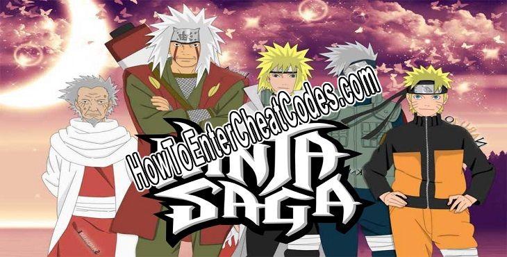 Ninja Saga Hacked Gold and Tokens