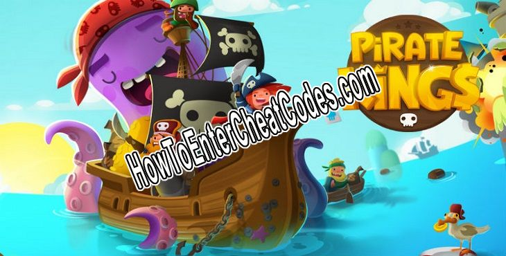 Pirate Kings Hacked Spins and Coins