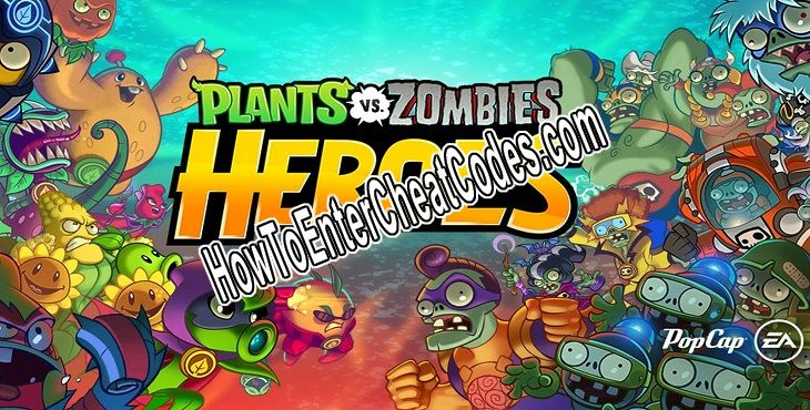 Plants vs. Zombies Heroes Hacked Gems
