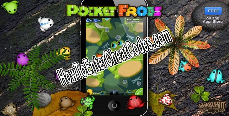 Pocket Frogs Hacked Potions