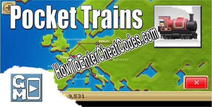 Pocket Trains Hacked Plane Bux