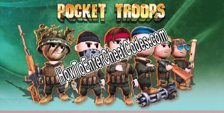 Pocket Troops Hacked Coins and Gold