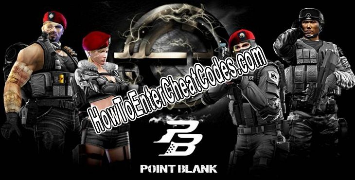 Point Blank Hacked Cash and Ammo