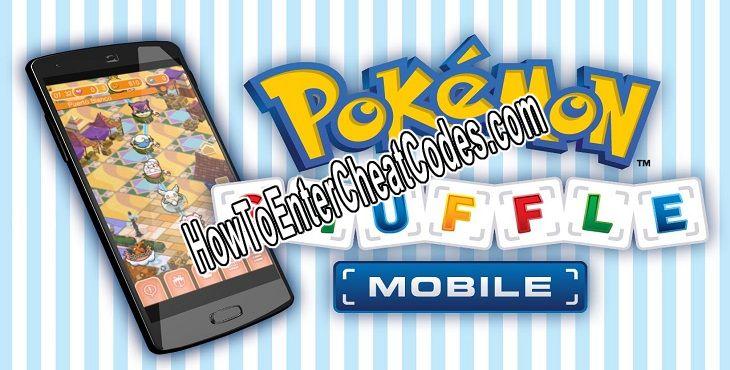 Pokemon Shuffle Mobile Hacked Jewels