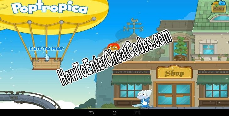 Poptropica Hacked Credits