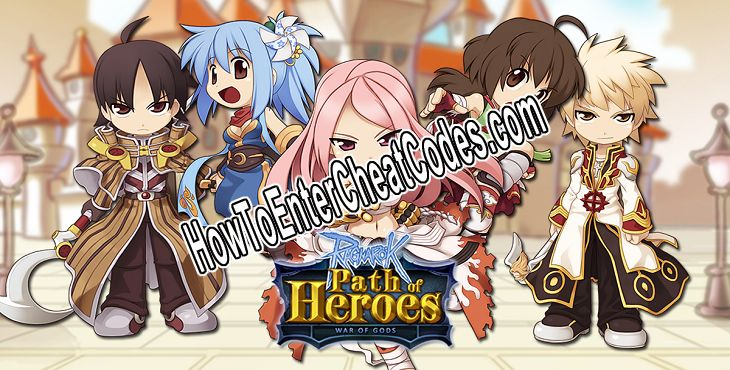 Ragnarok: Path of Heroes Hacked Ruby and Dia