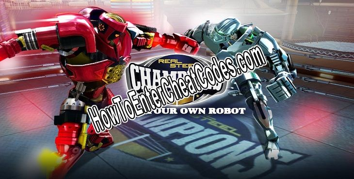 Real Steel Champions Hacked Money and Gold