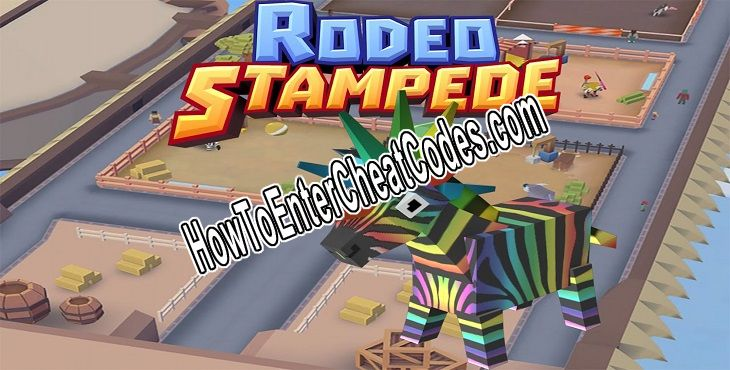 Rodeo Stampede Hacked Coins