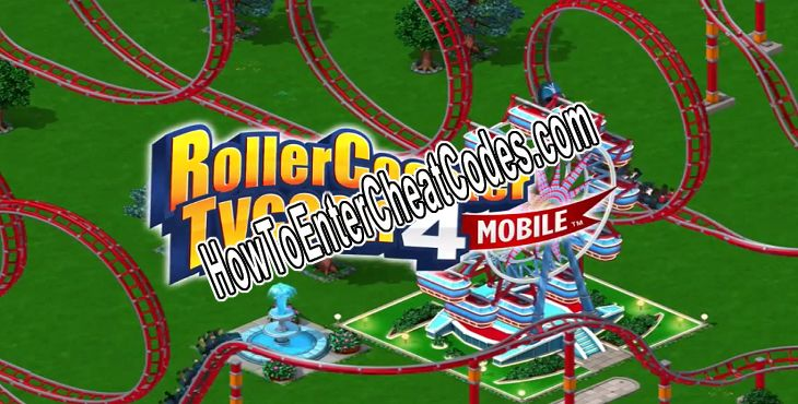 Roller Coaster Tycoon 4 Mobile Hacked Coins and Tickets