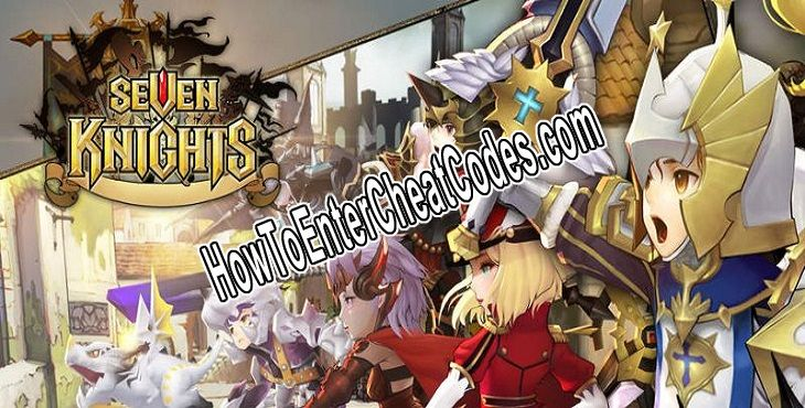 Seven Knights Hacked Rubies