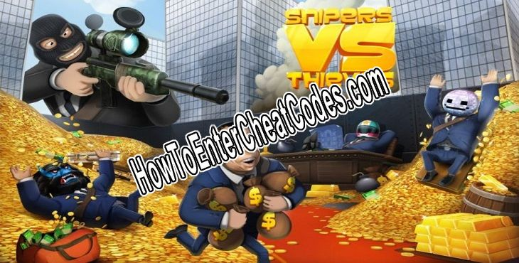 Snipers vs Thieves Hacked Gold