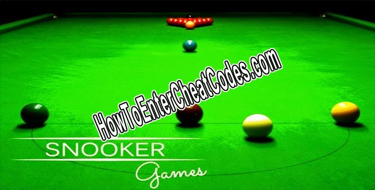 Snooker Stars Hacked Cash and Coins