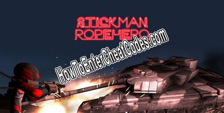 Stickman Rope Hero Hacked Money