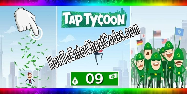 Tap Tycoon Hacked Diamonds