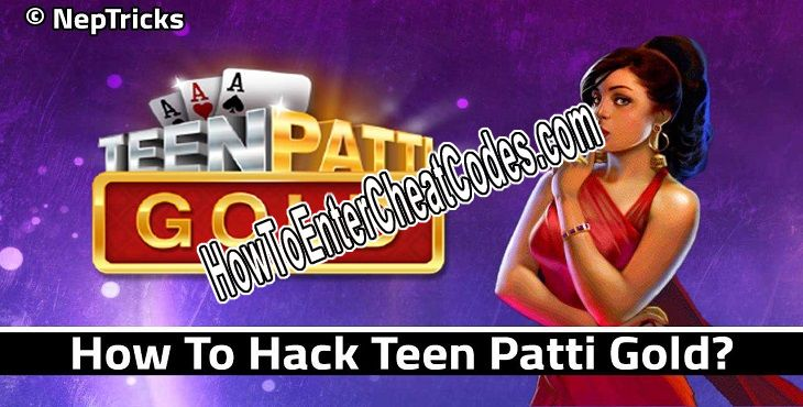 Teen Patti Gold Hacked Chips
