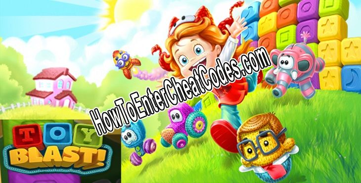Toy Blast Hacked Coins and Lives