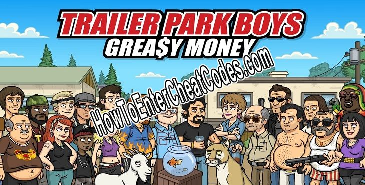 Trailer Park Boys: Greasy Money Hacked Hashcoin