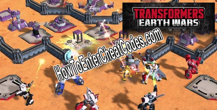 Transformers: Earth Wars Hacked Cyber Coin