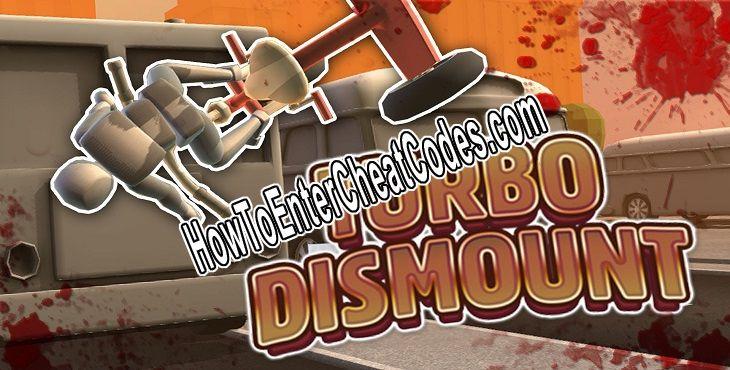 Turbo Dismount Hacked Money and Unlock Everything