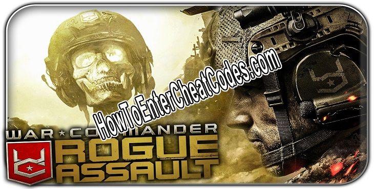 War Commander: Rogue Assault Hacked Gold