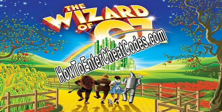 Wizard of Oz Hacked Gold