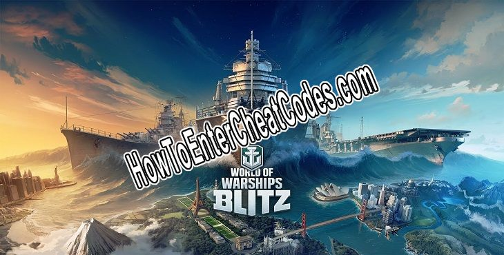 World of Warships Blitz Hacked Gold