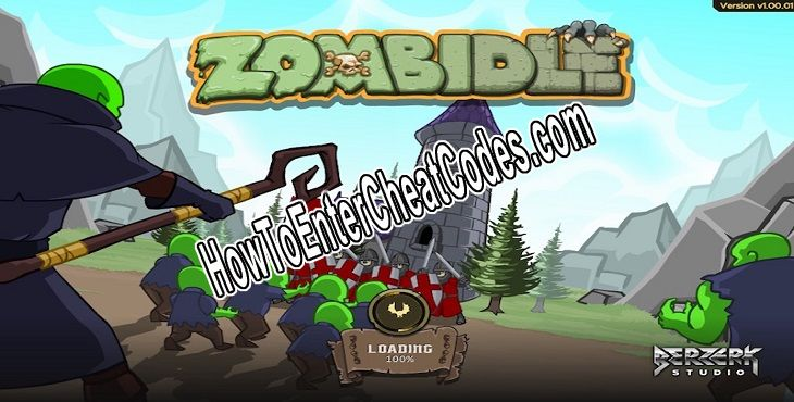 Zombidle Hacked Diamonds