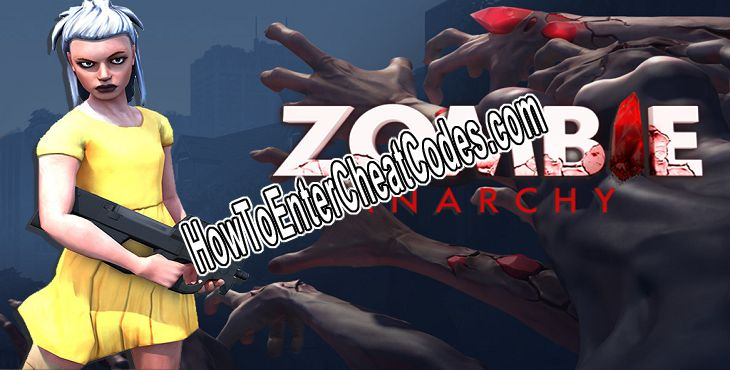 Zombie Anarchy Hacked Bloodstones