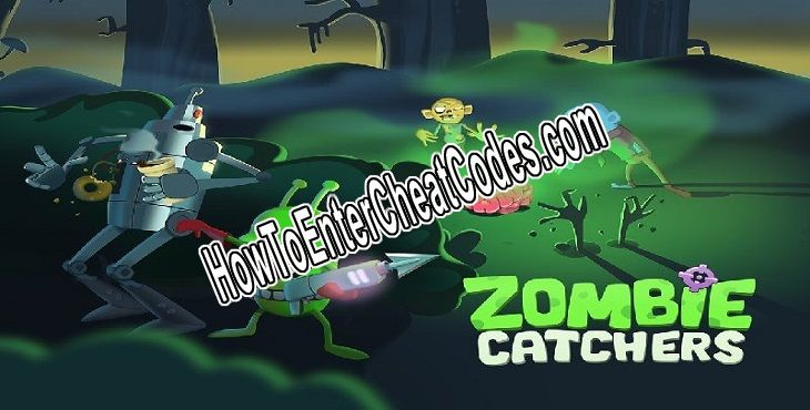 Zombie Catchers Hacked Plutonium and Coins