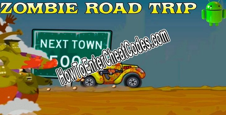 Zombie Road Trip Hacked Brains and Coins