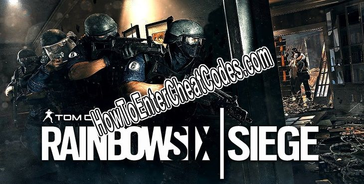 rainbow six siege Hacked Money