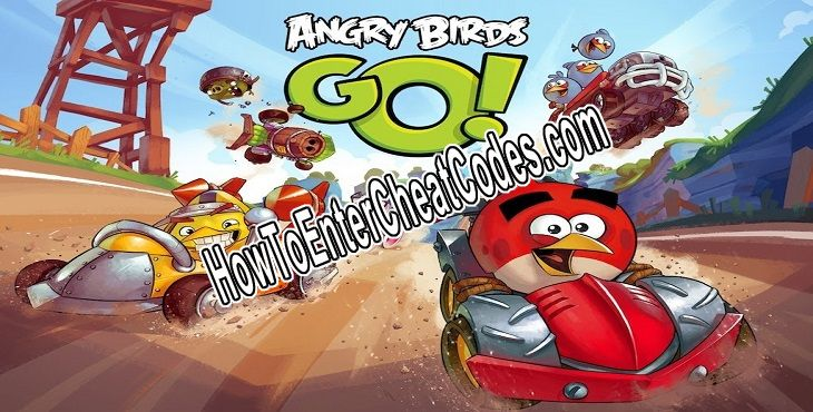 Angry Birds Go Hacked Gems and Coins/Money