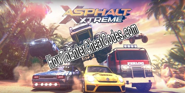 Asphalt Xtreme Hacked Money/Credits and Tokens
