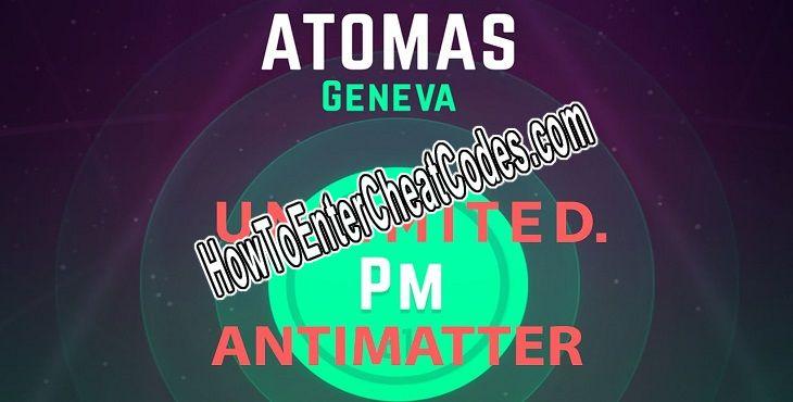 Atomas Hacked Antimatter