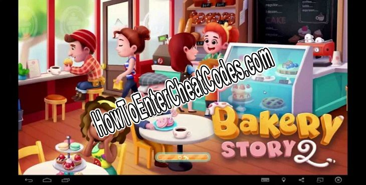 Bakery Story 2 Hacked Gems and Coins/Money