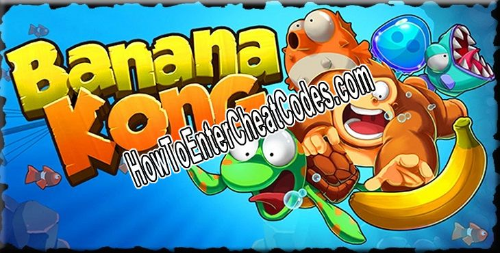Banana Kong Hacked Money/Coins, Lives and Bananas
