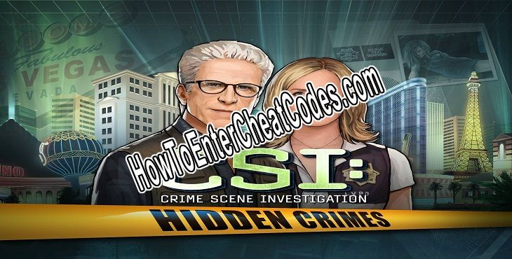CSI: Hidden Crimes Hacked Money, Energy and Stars