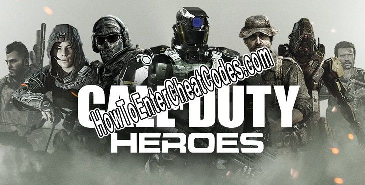 Call of Duty: Heroes Hacked Celerium, Oil, Gold/Money and Unlock all Heroes