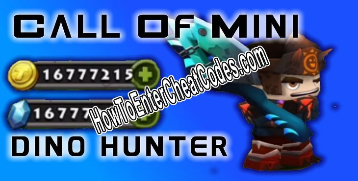 Call of Mini Dino Hunter Hacked Crystals/Gems and Money