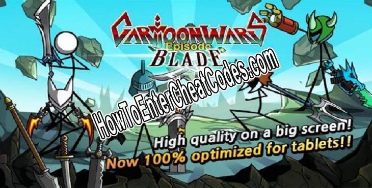 Cartoon Wars: Blade Hacked Gold/Money and Crystals