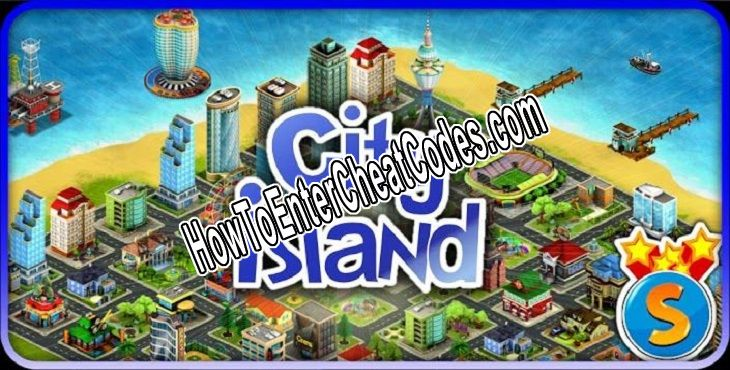 City Island Hacked Money and Gold