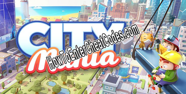 City Mania Hacked Money and Coins