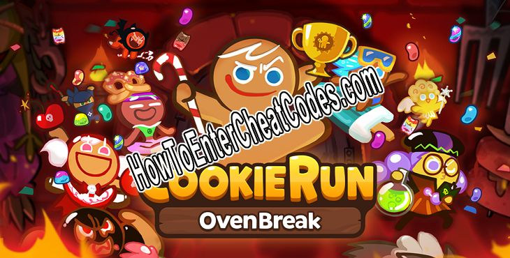Cookie Run Hacked Crystals and Coins