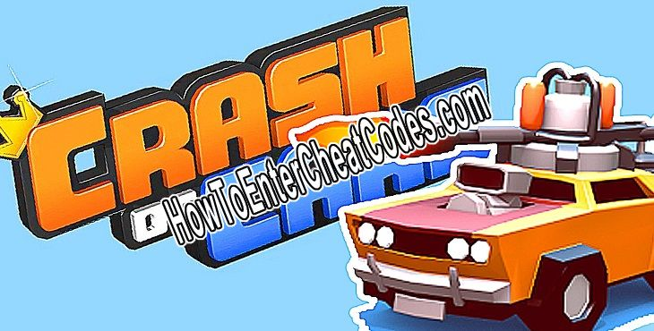 Crash of Cars Hacked Gems, Unlock All Cars and Coins