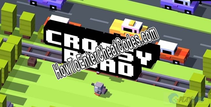 Crossy Road Hacked Money/Coins and Unlock All Characters
